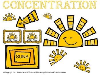 Concentration Suns