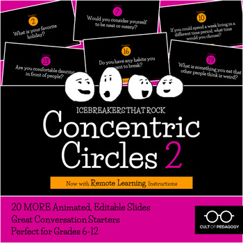 Concentric Circles 2: An Icebreaker that Rocks!