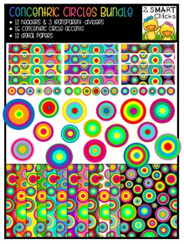 Concentric Circles Bundle