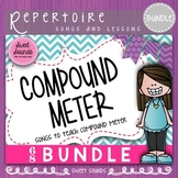 Music Concept Bundle: Songs to Teach Compound Meter
