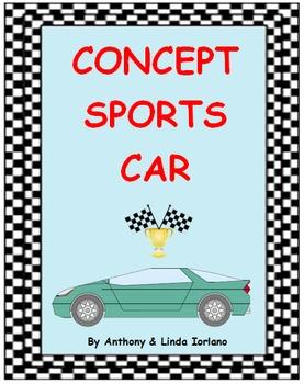 Concept Car Drafting
