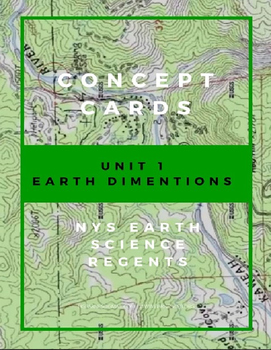 Concept Cards - Earth Dimensions