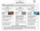 Concept Compare Frame: Igneous Rocks (Intrusive, Extrusive and Tephra)