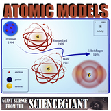 Question Exploration and Concept Compare: Atomic Models and Parts of the Atom