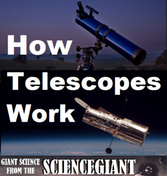 Concept Compare and Question: How Telescopes Work (refractor, reflector, radio)