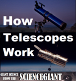 Concept Compare and Question: How Telescopes Work (refract