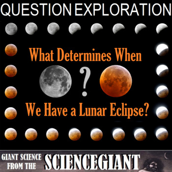 Concept Compare and Question Explore: Total Lunar Eclipse of January 21, 2019