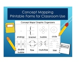 Concept Maps / Graphic Organizers
