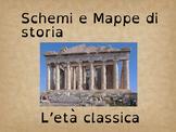 Mappe Concettuali di Storia: l'età classica