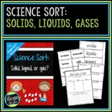 Concept Sorts:  A Single Science Sort Resource for States of Matter