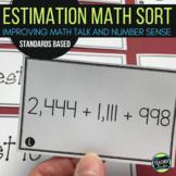 Estimation with Addition: A Single Math Sort