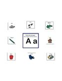 Concept of Beginning Sounds - Worksheets/Activity - Studen