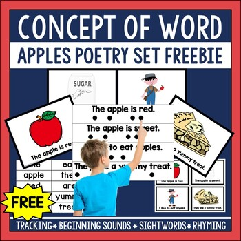 Concept of Word (COW) Apple Poem