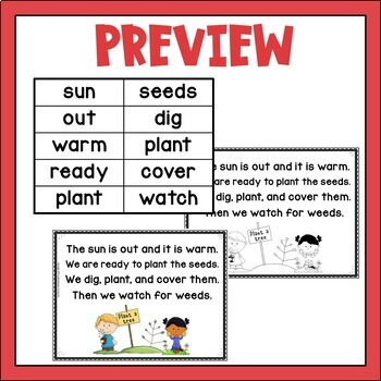 Concept of Word Poetry: Spring Edition