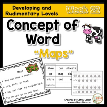 Concept of Word Intervention:  Week 24