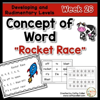 Concept of Word Intervention:  Week 26