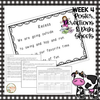 Concept of Word Intervention:  Week 4
