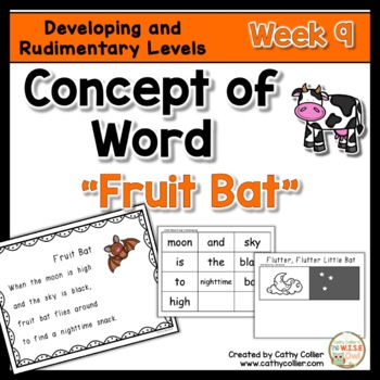 Concept of Word Intervention:  Week 9