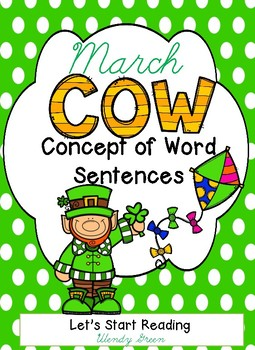 Concept of Word March Sentences