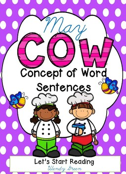 Concept of Word May Sentences