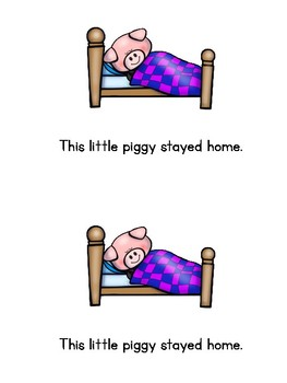Concept of Word: This Little Piggy