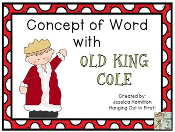 Concept of Word with Nursery Rhymes - BUNDLE 2