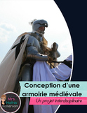 Conception d'une armoirie (Design a Coat of Arms in French)