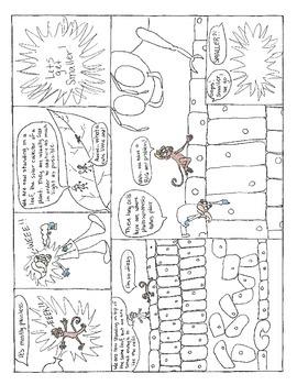Concepts Comics- Photosynthesis