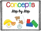 #feb2018slpmusthave Concepts Step By Step