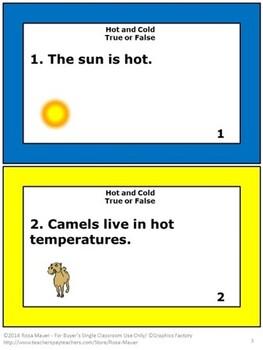 Concepts for Kids task Card Bundle