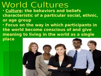 Concepts of Culture PPT