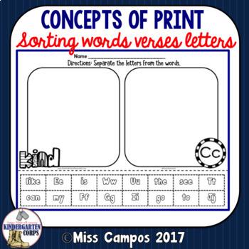 Concepts of Print
