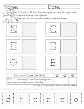 Concepts of Print (Common Core)