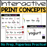 Concepts of Print - Interactive Powerpoint