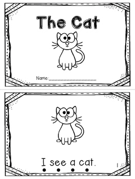 Concepts of Print Packet-Freebie!