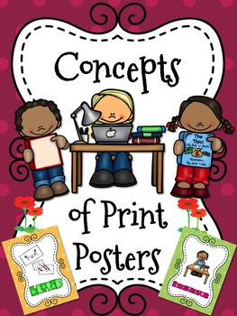 Concepts of Print Posters