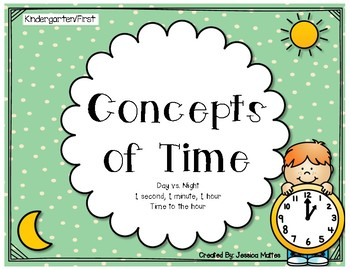 Concepts of Time