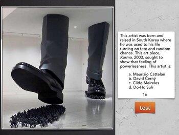 Conceptual Art in Art History - Modern Art - 182 Slides