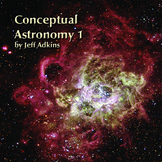 Conceptual Astronomy-Volume 1 of 2-Teacher Manual, Lesson Plans, PPT's, Labs