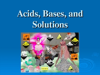 Conceptual Chemistry: Acids, Bases, and Solutions