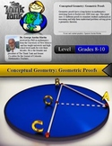 Conceptual Geometry: Geometric Proofs