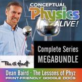 Conceptual Physics Alive: Complete Series MEGABUNDLE