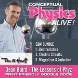 Conceptual Physics Alive: E&M BUNDLE