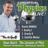 Conceptual Physics Alive: Gravity BUNDLE