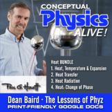 Conceptual Physics Alive: Heat BUNDLE
