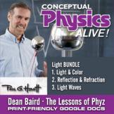 Conceptual Physics Alive: Light BUNDLE