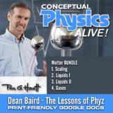 Conceptual Physics Alive: Matter BUNDLE