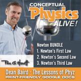 Conceptual Physics Alive: Newton BUNDLE