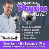 Conceptual Physics Alive: Waves+ BUNDLE