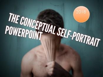 Conceptual Self Portrait Project Presentation - PDF